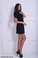 Женское платье  Ledі Подіум 14399-BLACK S Черный
