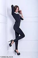 Кофти жіночі Подіум Жіноча кофта Подіум Bladder 13990-BLACK S Чорний