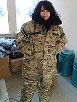 "Костюм армейский Укр Армия ""Британка"" зима"