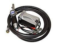 Насос для перекачки топлива Light Tech (Kit Batteria) 12В, 40 л/мин