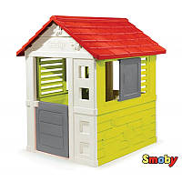 Домик игровой со ставнями Smoby 810704