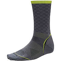 Термоноски Smartwool Men's PhD Cycle Ultra Light Pattern Crew Socks