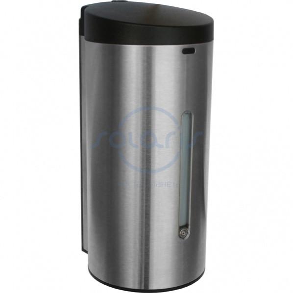 Дозатор жидкого мыла, автоматический, нержавеющая сталь, 1л (ZG-1603)
