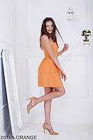 Женское платье Подіум Siberian 12101-PEACH S Персиковый