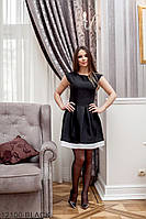 Женское платье Подіум Bucida 12100-BLACK S Черный