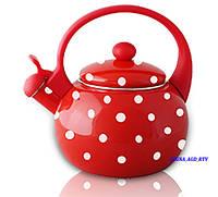 Чайник газовый Edel Hoff Swiss EH 5030 2.2 l