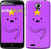 "Чехол на Lenovo A388t Adventure Time. Lumpy Space Princess ""1122u-285"""