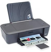 Принтер HP DeskJet 1000 с СНПЧ