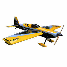 Самолёт р/у Precision Aerobatics Extra 260 1219мм ARF (желтый)