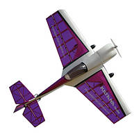 Самолёт р/у Precision Aerobatics Katana Mini 1020мм ARF (фиолетовый)