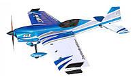 Самолёт р/у Precision Aerobatics XR-52 1321мм KIT (синий)
