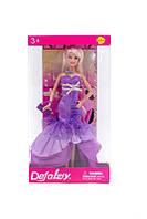 """Кукла """"Defa Lucy"""" 8240 (24шт/2) в вечернем платье с сумочкой, в кор."""