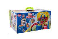 """008-806-Детский игровой набор """"Автозаправочная станция"""" для юных автомобилистов"""