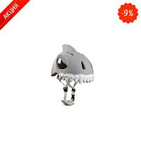 Защитный шлем Crazy Safety White Shark (Белая акула) (, размер: White Sharkсм.)