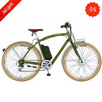 Электрический велосипед мужской Navigator Flair 28 (Prophete)