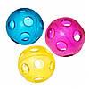 Игрушка для собак мяч из латекса Karlie-Flamingo good4fun ball, 11 см