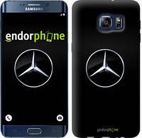 "Чехол на Samsung Galaxy S6 Edge Plus G928 Mercedes Benz 1 ""974u-189"""
