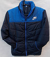 Куртка стеганная на мальчика7-13лет