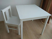 Детский стол и стул KRITTER