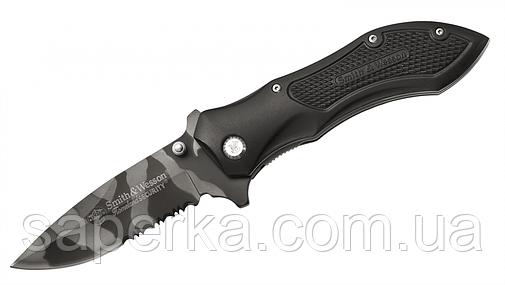 Нож многофункциональный с фальшлезвием Smith&Wesson 357-SMITH&WESSON, фото 2