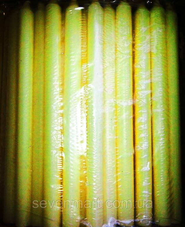 Свечи хозяйственные парафиновые Ц-70 28 см(ХозСвеч_Ц-70)
