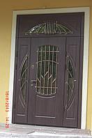 Дверь входная  для дома изготовление