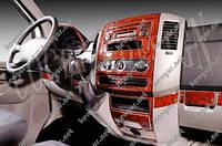 Декоративные накладки салона Mercedes Sprinter W906 2006- / Volkswagen Crafter (2006-...)