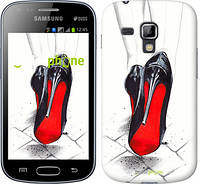 "Чехол на Samsung Galaxy S Duos s7562 Devil Wears Louboutin ""2834c-84"""