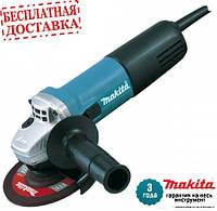 Угловая шлифмашина (Болгарка) Makita 9558 HNG 840Вт