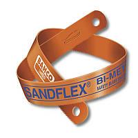 Полотно по металлу для ручных ножовок BAHCO Sandflex® (3906-300-24-100) 300мм  Опт и розница