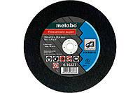 Диск відр-ий Metabo Flexiamant super A30-R 350x3,0x25,4 плаский по сталі 616327000