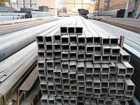 Труба стальная металлическая профильная 80*80 (3 мм)