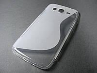 Полимерный TPU чехол Samsung i9150 Galaxy Mega 5.8