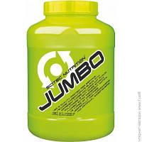 Гейнер Scitec Nutrition Jumbo 4.4кг, ваниль
