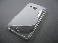 Полимерный TPU чехол HTC Desire 200, фото 1