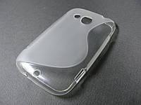 Полимерный TPU чехол HTC Desire C A320e