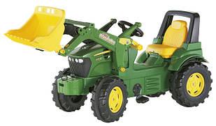 Трактора на педалях Rolly Toys