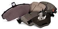 Колодки тормозные дисковые комплект FOMAR 592581