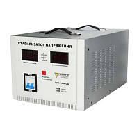Стабилизаторы напряжения сервоприводный 1-фазный FORTE IDR-10000VA