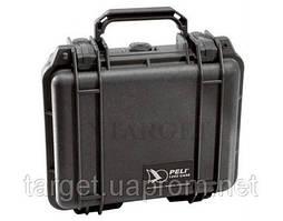 Кейс PELI 1200 (27x24,6x12,4), Black