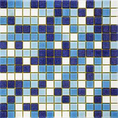 Мозаїка, скляна, Vivacer мікс 2*2 GLmix8