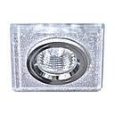 Встраиваемый светильник Feron 8170 (цвет корпуса мерцающее серебро-серебро), фото 2