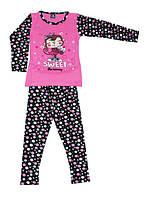 """Пижама детская на девочку (1-2-3 года) """"Bembi"""" LM-775"""