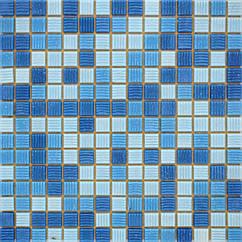 Мозаїка, скляна, Vivacer мікс 2*2 GLmix9