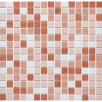 Мозаика стеклянная Vivacer микс 2*2 GLmix10