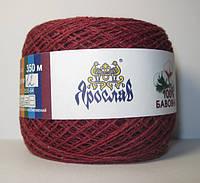 Хлопковая пряжа для вязания