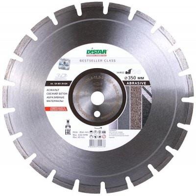 Алмазный отрезной диск Distar Bestseller Abrasive 400x25.4
