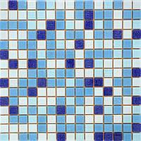 Мозаика стеклянная Vivacer микс 2*2 GLmix15