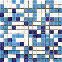 Мозаика стеклянная Vivacer микс 2*2 GLmix20