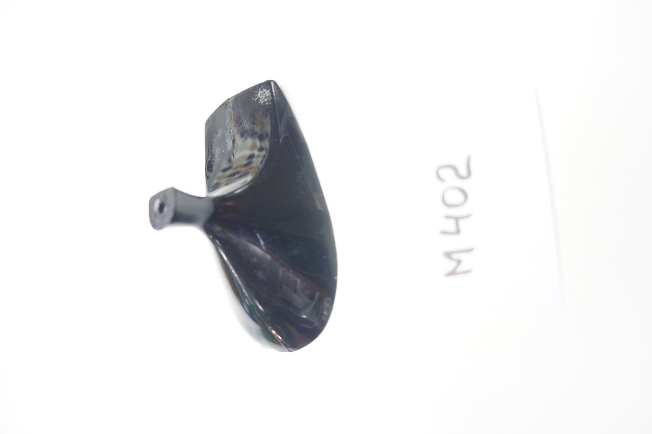 Каблук женский пластиковый М402 h-4,0 см.чорн.